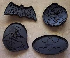 Awesome batman cookie cutters.