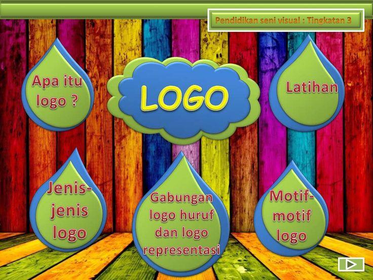 LOGO pendidikan seni visual tingkatan 3 by Maira Jaffri via slideshare