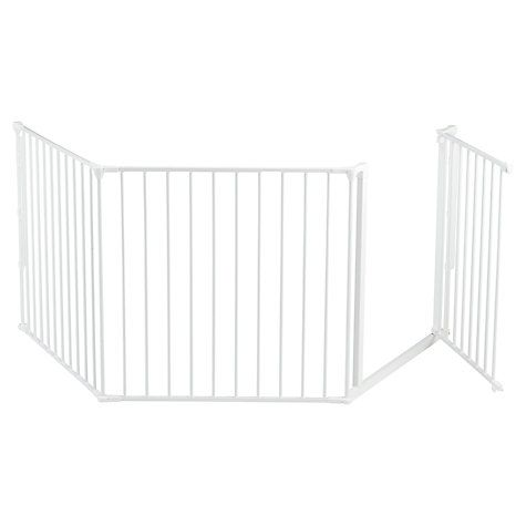 Buy BabyDan Configure Large Baby Gate, White Online at johnlewis.com £59.99