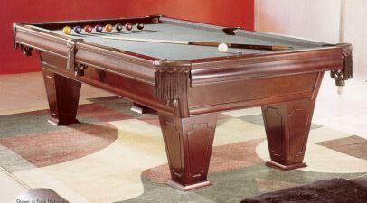 8' Brunswick Ventura Pool Table. A2