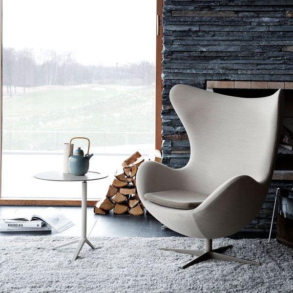 Arne Jacobsen: Jacobsen Egg Chair - Fritz Hansen Egg Chair designed by Arne Jacobsen - Danish Design Store