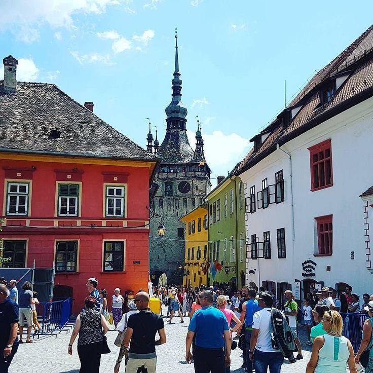 De paseo. #Sighisoara #Schaessburg #Transilvania #Siebenburgen #Transylvania #Romania #Rumaenien #Rumania