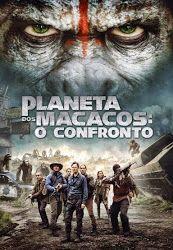 Download Planeta dos Macacos : O Confronto Dublado Grátis
