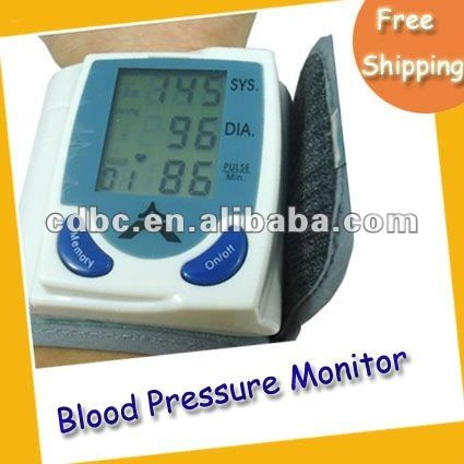 Multifunction blood pressure monitor A&d blood pressure monitor P