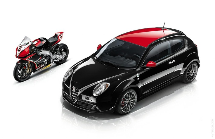 2012 Alfa Romeo MiTo SBK Limited Edition
