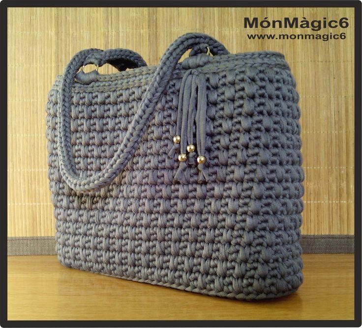 Bolso MAXI GREY www.monmagic6.com