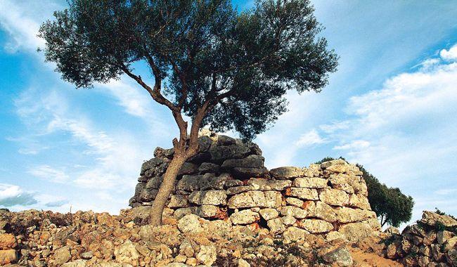 Talayots en Mallorca