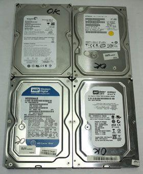 HDD-uri 320Gb SATA second hand #componentesecondhand #componentesh