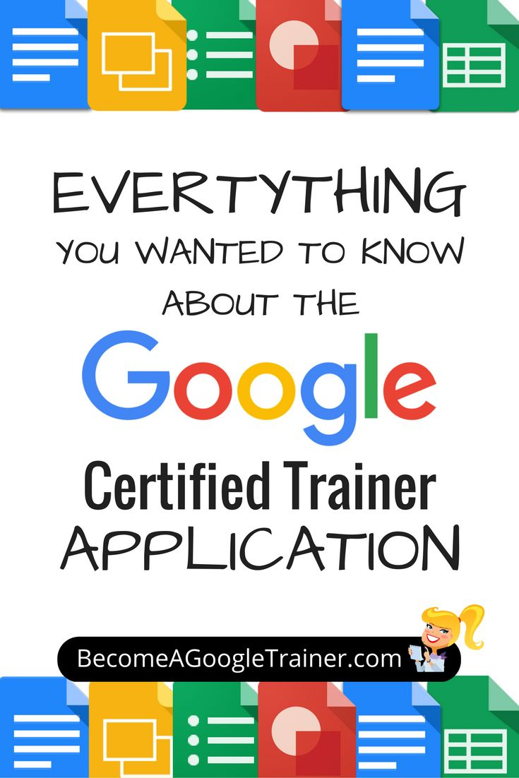Everything You Wanted to Know About the Google Certified Trainer Application: As you may already know, Google updated the Google Certified Trainer program in September of 2016. You can learn about the details of these changes in my previous post: 6 Steps to Google Certified Trainer, including an infographic and explanatory video. Part of these changes included some changes to the application questions and requirements. If you would like to see exactly what they ask for, click here to make a…