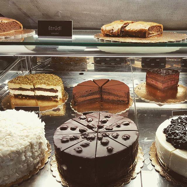 #cakes at #cacaopraha with #prague #praha #czechrepublic #homemade #czech