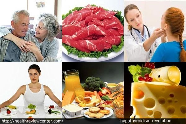 The Hypothyroidism Revolution shows people the necessary of diets in healing hypothyroidism, and teaches them the way to plan their meals rightly. >>> Please continue read.