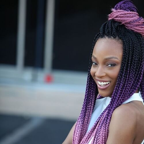 Ombre Senegalese Twist (and 49 other Senegalese styles)