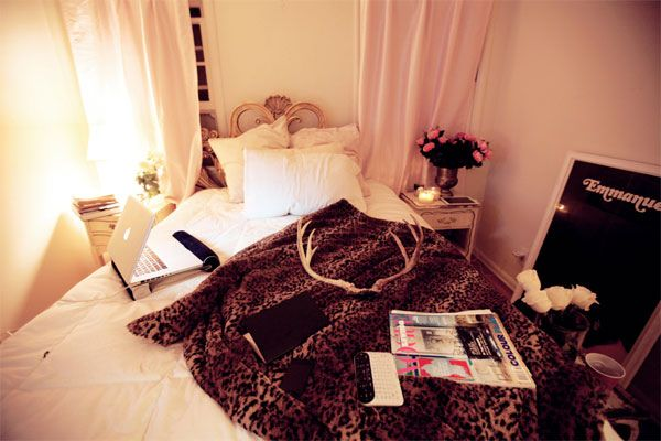 .: Favorit Things, Pretty Bedrooms, French Bedrooms, Inspiration Boards, Small Rooms, Luxury Bedrooms, Leopards Prints, Homes Decoration, Cozy Spaces