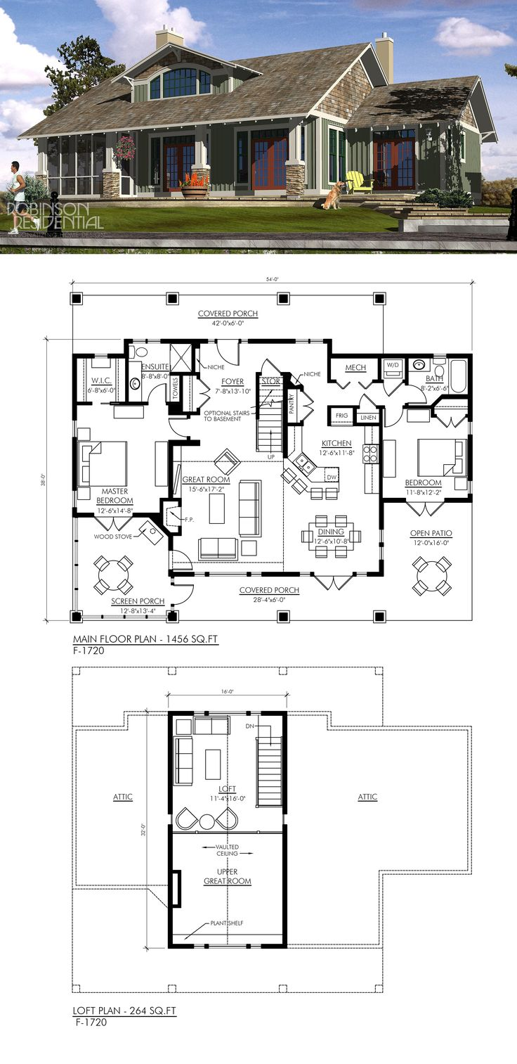 1720 sq, ft, 2 bedrooms, 2 bath.
