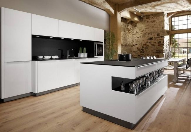 Ehrfurchtig Moderne Kochinsel In Der Kche 71 Perfekte Design  Ideen Im Gesamten Kuche Mit Insel Modernen (640×342) | Küche |  Pinterest | Modern, ...