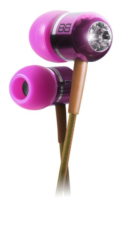 Bassbuds CANDY fashion earphones