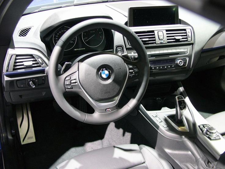Полноприводная единичка BMW M135i xDrive