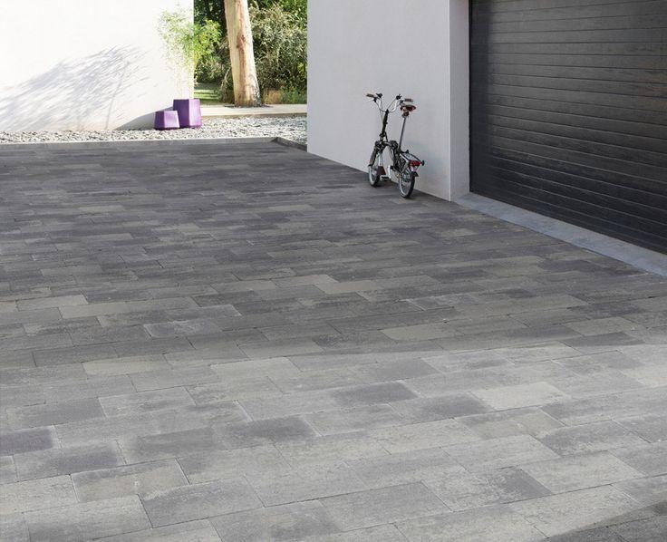 terrasse beton qui verdit. Black Bedroom Furniture Sets. Home Design Ideas