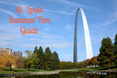 Keeping up with the Kiddos: 2013 St. Louis Summer Fun Guide
