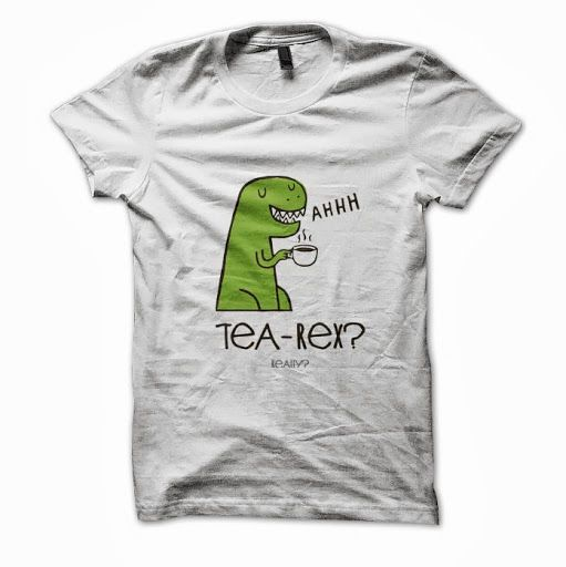 Tea Rex Oleh Pick A One