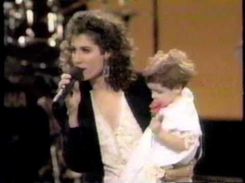 Amy Grant w/Daughter - Baby Baby : Grammy Awards