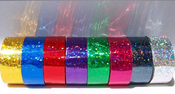 Rhythmic Australia - RIZUMI Hoop Tape (Sequins 20 Metres), $9.00 (http://www.rhythmic.com.au/rizumi-hoop-tape-sequins-20-metres/)