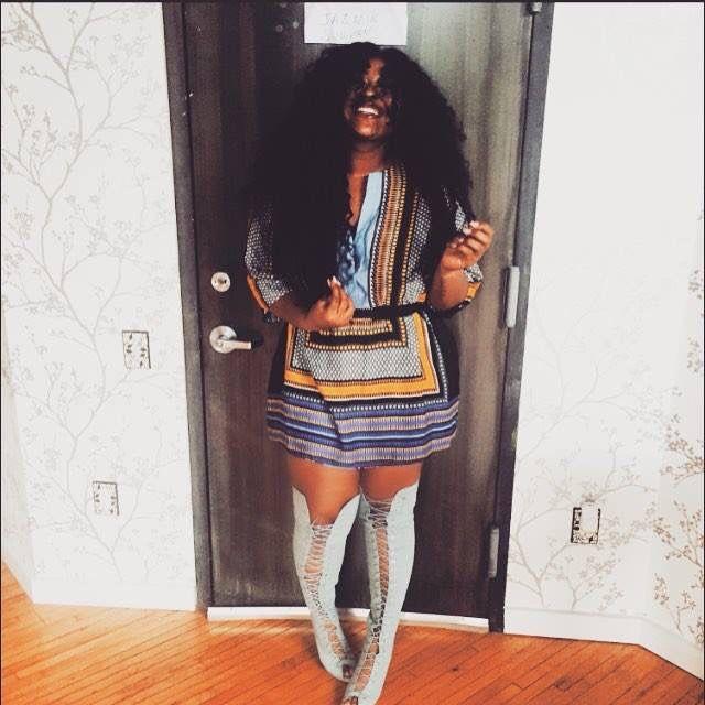 Jazmine Sullivan #stylegoals #sexycurvy #needthislook