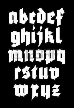 29467497-alfabeto-g-tico-vector-fuente.jpg (308×450)
