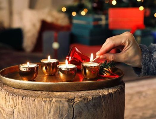 The Ritual of Advent.