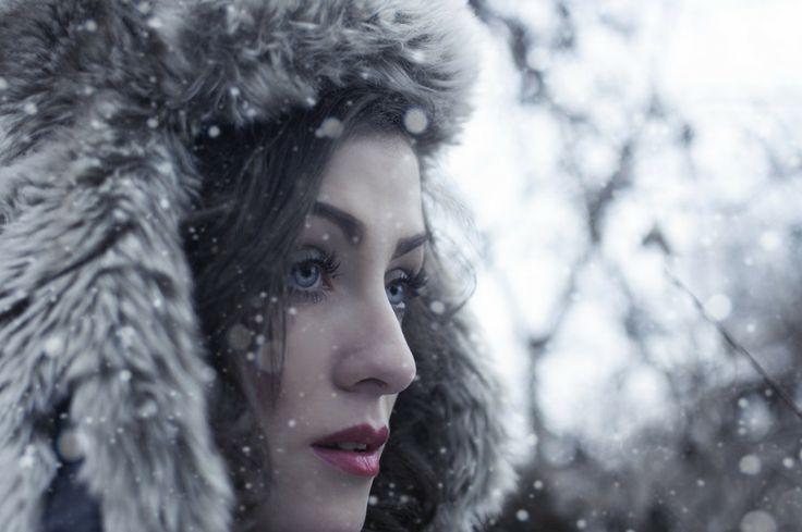 Snowing by Martin Kubečka on 500px