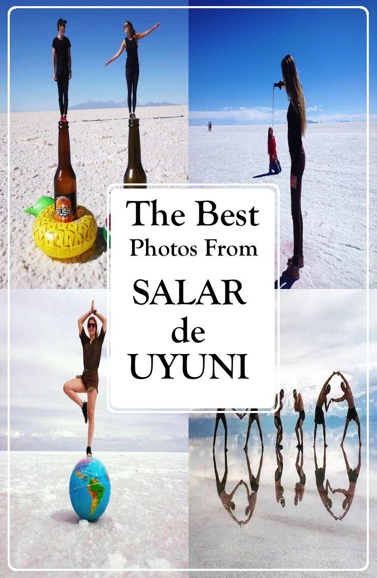 The Best Photos from Salar De Uyuni Bolivia