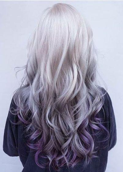 Best 25+ Cool hair color ideas on Pinterest | Lavender hair dye ...