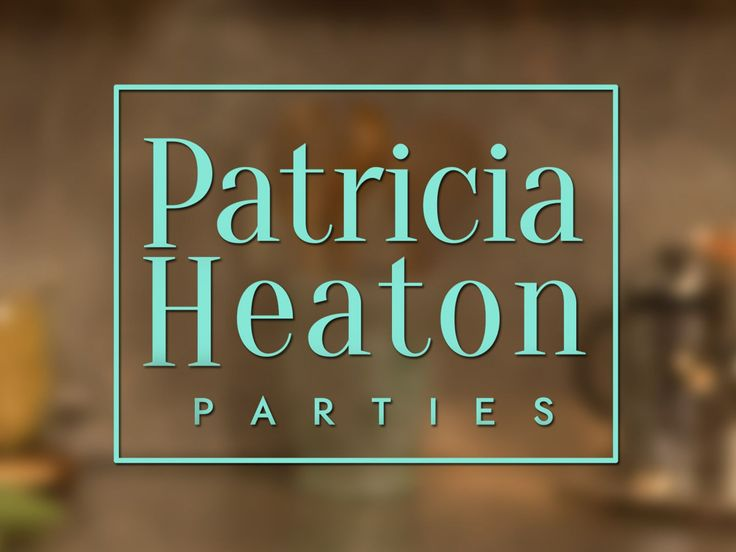 Patricia Heaton Parties : Food Network - FoodNetwork.com