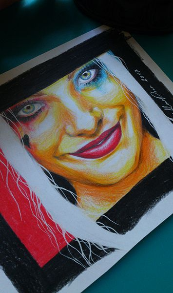 Harley Quinn by DarwiO