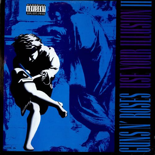 Guns N Roses - Use Your Illusion II on 2LP