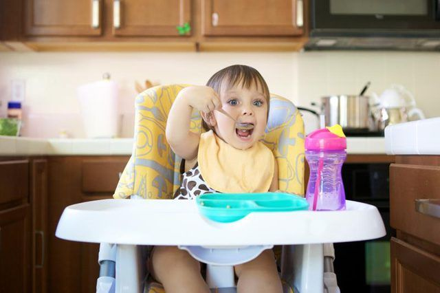 What Should an 11 Month Old's Diet Be?