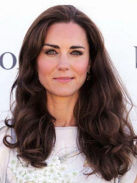 Frisuren Lange Haare Gestuft Kate Middleton Long Hair Styles