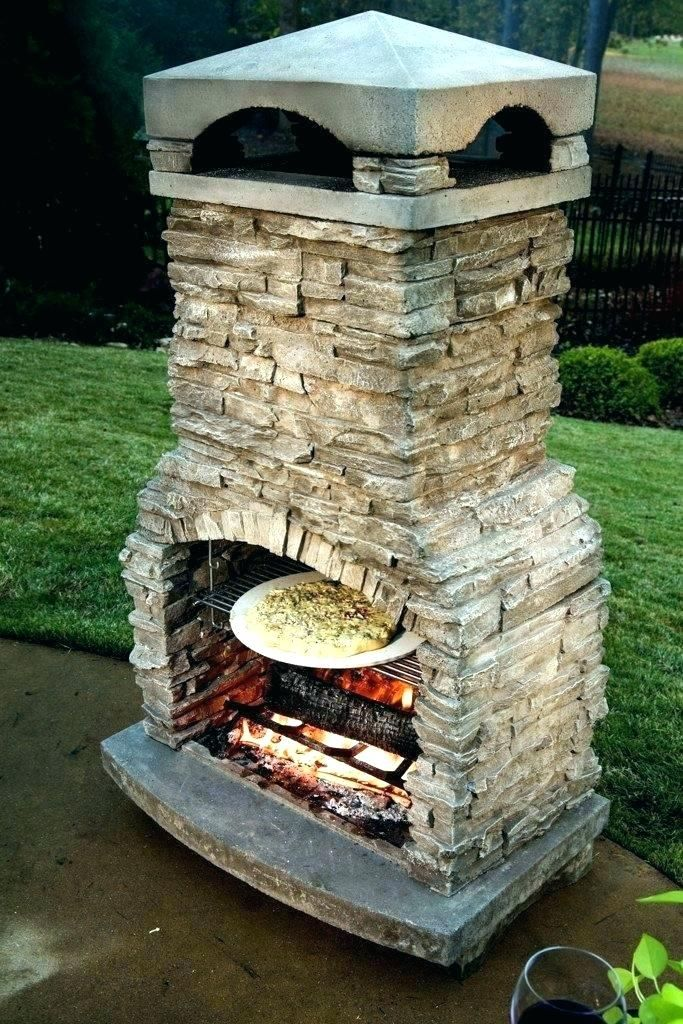 Outdoor Fireplace Pizza Oven Combo Fireplace Pizza Oven Fireplace