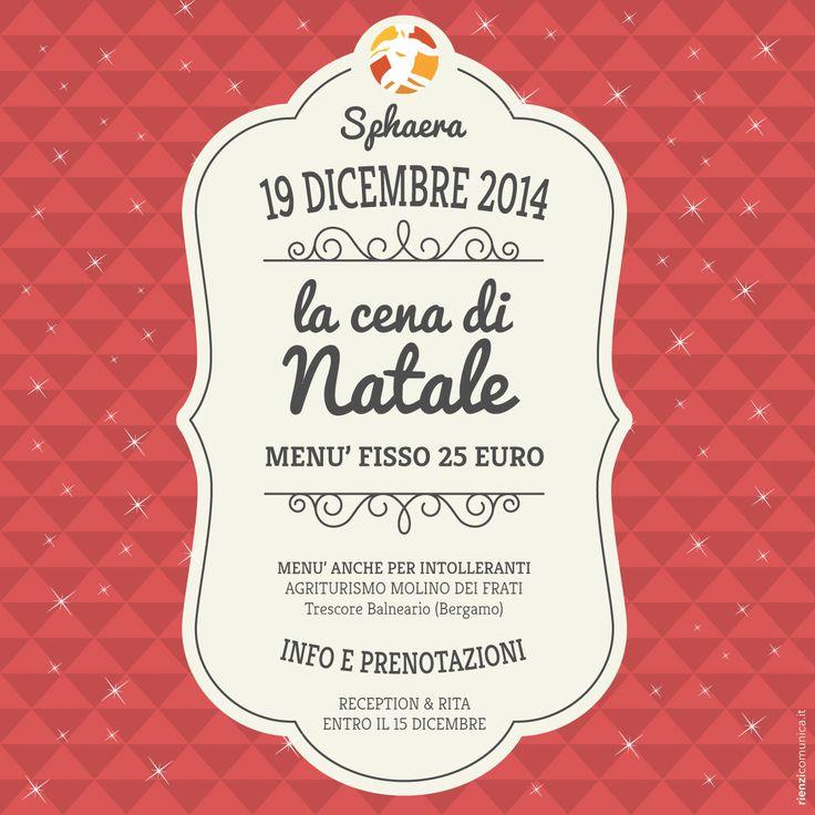 Promo #Facebook #Cane #Natale per Sphaera #Palestre & #Piscine#Bergamo (2014)