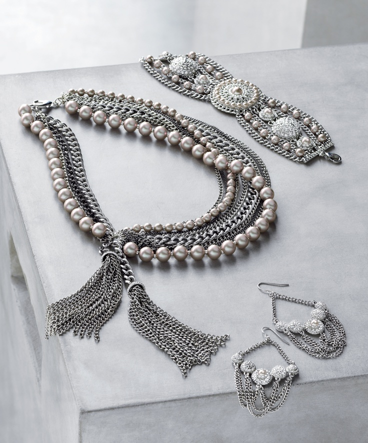 Jewelry with the details Simply Vera Vera Wang is known for. #Kohls