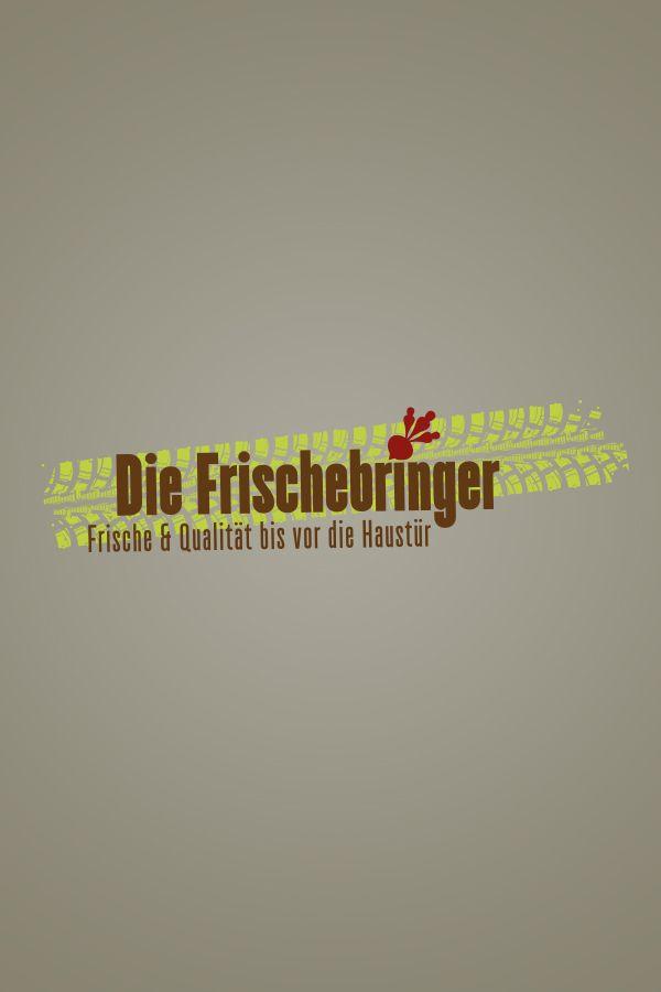 Logo für einen regionalen Obst- und Gemüselieferanten.