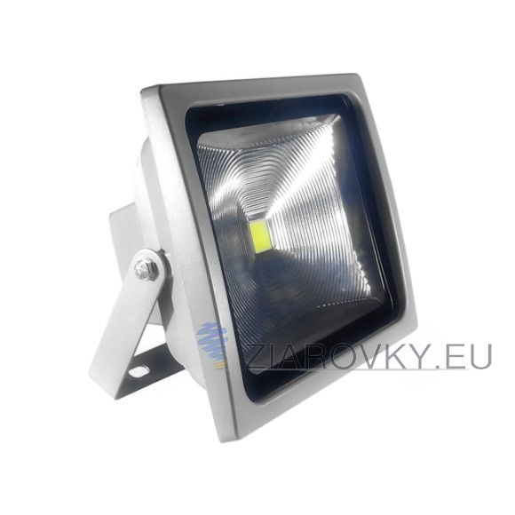 LED REFLEKTOR – 30W PREMIUM, 2400 – 2600LM, TEPLÁ BIELA, SIVÝ http://www.ziarovky.eu/