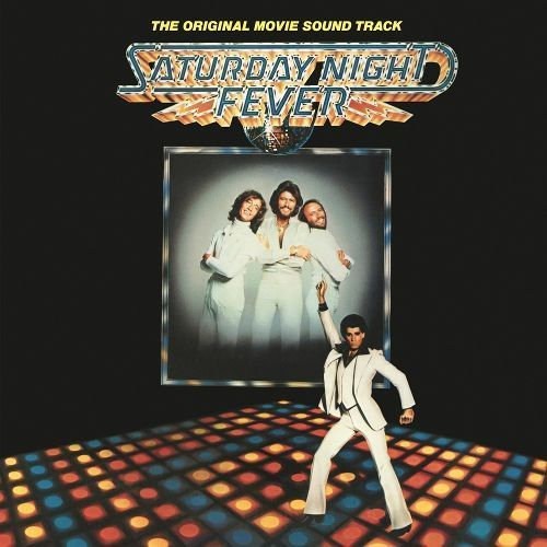 Saturday Night Fever [40th Anniversary Super Deluxe Edition 2LP/2CD/Blu-Ray Box Set] [LP] - Vinyl