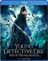 Young Detective Dee: Rise of The Sea Dragon Blu-ray