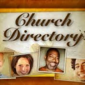 19 best church directory images on pinterest church bulletin church photo directory pictorial church directory httpartisanlife maxwellsz