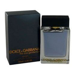 D The One GentleMen 3.4 Fl. oz. Eau De Toilette Spray Men by Dolce Gabbana by D Save 45 Off!. $45.84. **No U.S. Sale Tax** 3.4 oz Eau De Toilette EDT Spray. Dolce & Gabbana The One Gentlemen for men. New in Box. The One Gentlemen by Dolce & Gabbana Eau De Toilette Spray 3.4 oz for Men What is a gentleman? The meaning has changed over the years, but the essence remains the same; he is a man who is multi faceted and knows how to treat a lady. This is a sophisticated and modern scent for me...