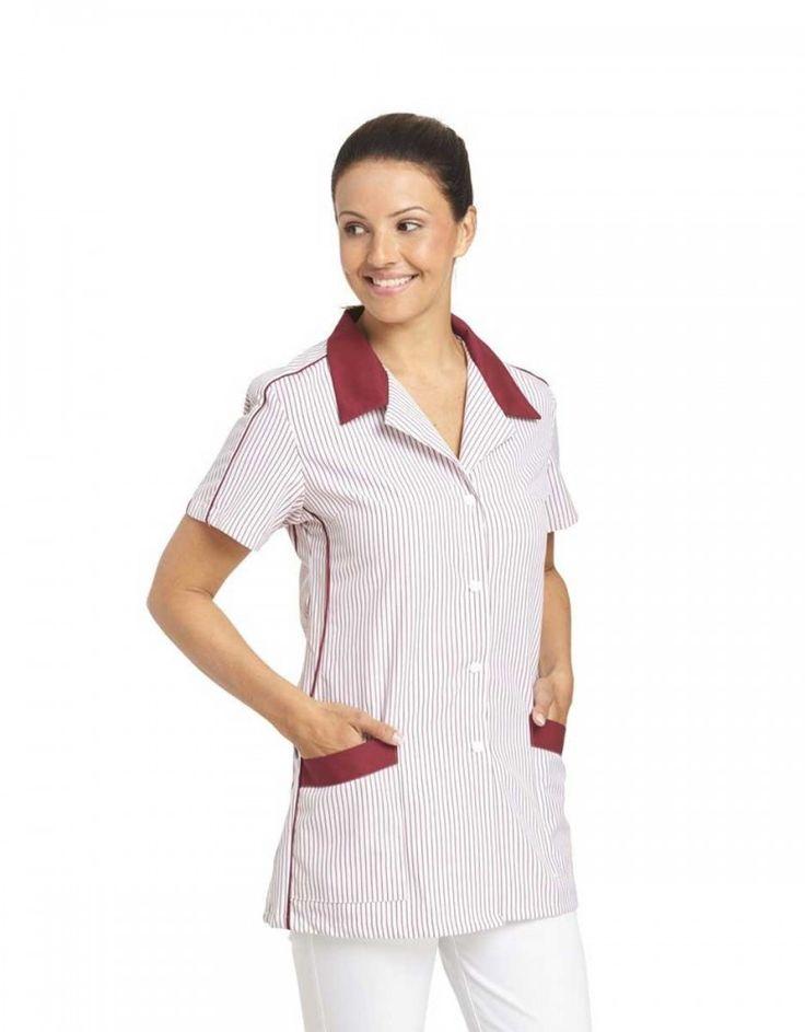 Hosenkasack Olina Berufsbekleidung Modisch Kontrastfarbe