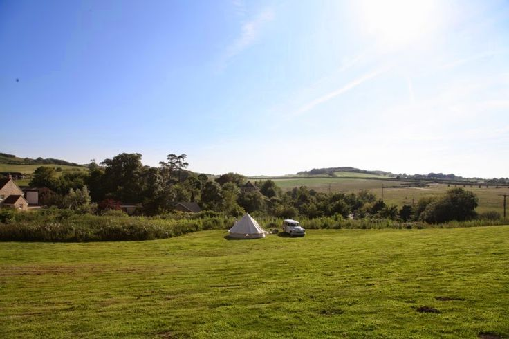 Stoat's Farm campsite, Isle of Wight; pic: junkaholique.com