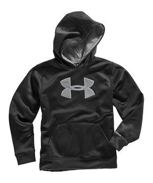Every boy in my house loves Under Armour! Michael and Joe love the tight workout type shirts, athletic shorts or pants, jackets, hoodies, anything