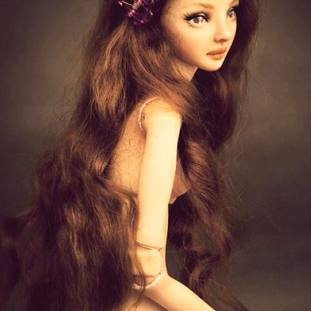 Lovely doll photography.Porcelain Dolls, Marina Bychkova, Shorts Hair, Ball Jointed Dolls, Enchanted Dolls, Baby Dolls, Beautiful Dolls, Marinabychkova, Art Dolls